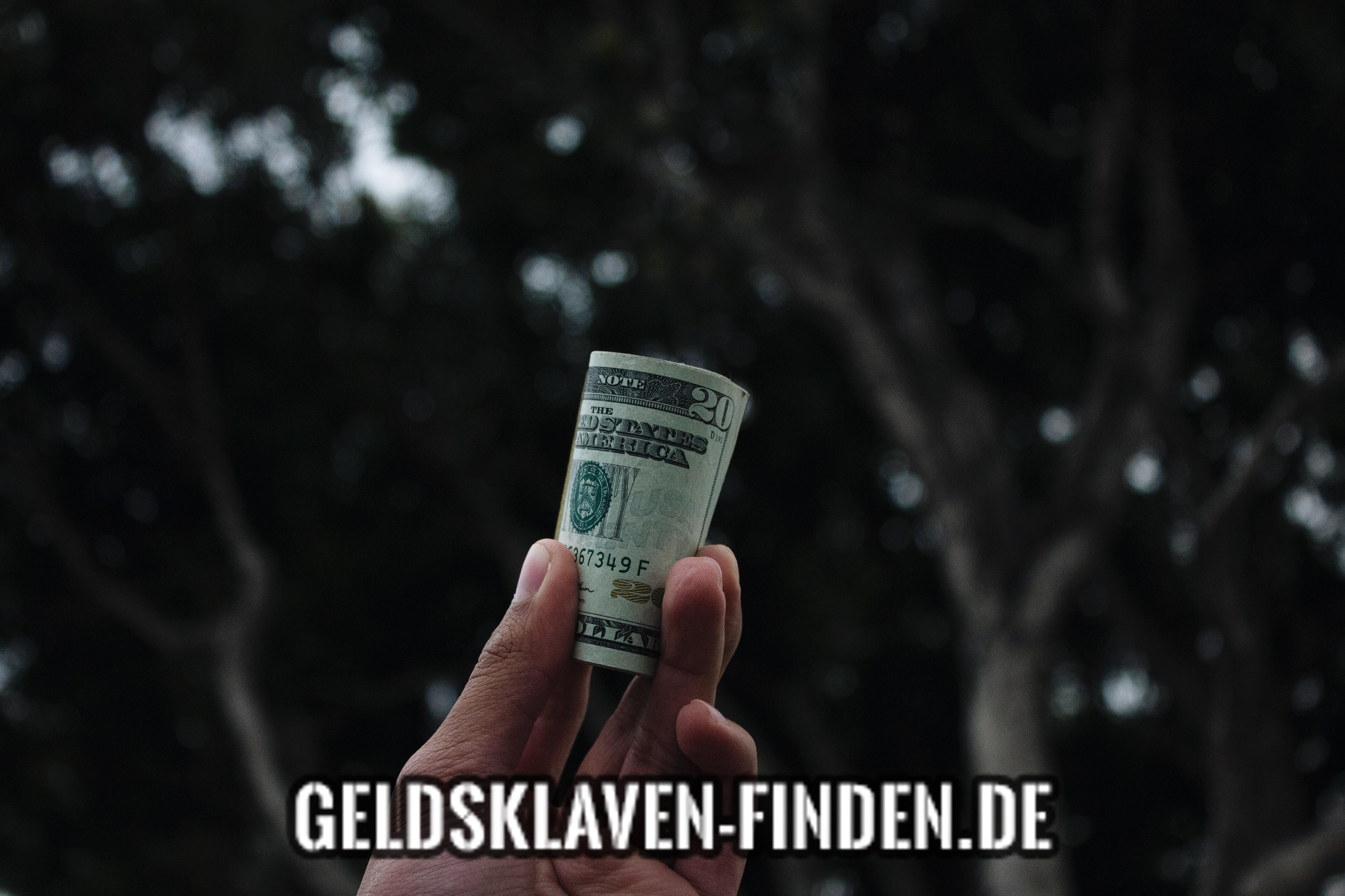 Fetisch Geld